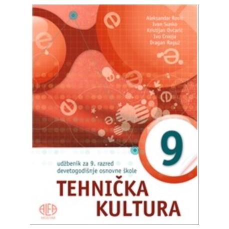 Tehnička kultura 9 udžbenik
