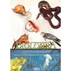 BIOLOGIJA - ŽIVOTINJSKI SVIJET UDŽBENIK