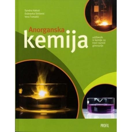 Anorganska kemija 3 udžbenik
