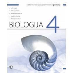 BIOLOGIJA 4 UDŽBENIK (Alfa)