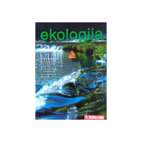 Ekologija 4 udžbenik biologije