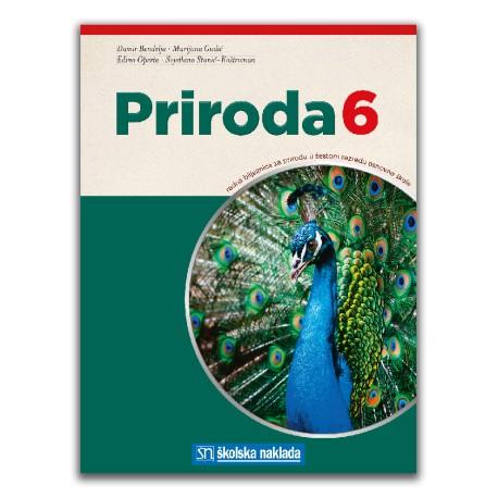 PRIRODA 6 - RADNA BILJEŽNICA