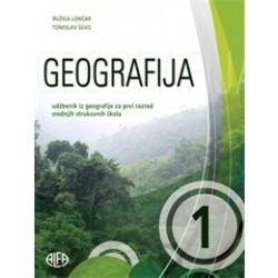 GEOGRAFIJA 1 - UDŽBENIK