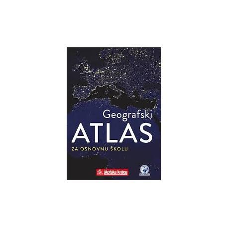 GEOGRAFSKI ATLAS ZA OSNOVNU ŠKOLU