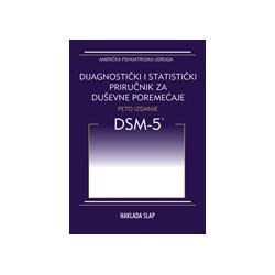 DSM-5 Dijagnostički i statistički priručnik za duševne poremećaje