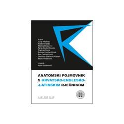 Anatomski pojmovnik s hrvatsko-englesko-latinskim rječnikom