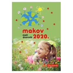 MAKOV MALI DNEVNIK 2020.
