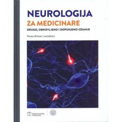 NEUROLOGIJA ZA MEDICINARE, DRUGO, OBNOVLJENO I DOPUNJENO IZDANJE