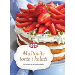 MAŠTOVITE TORTE I KOLAČI