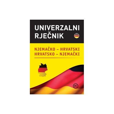UNIVERZALNI RJEČNIK - Njemačko – hrvatski i hrvatsko – njemački