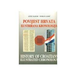 POVIJEST HRVATA- ILUSTRIRANA KRONOLOGIJA