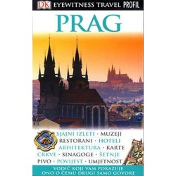 PRAG - EYEWITNESS TRAVEL GUIDES