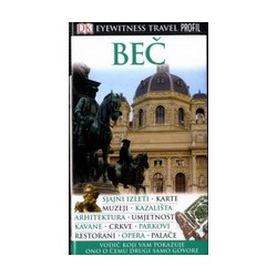 BEČ- EYEWITNESS TRAVEL GUIDES
