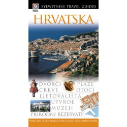 HRVATSKA EYEWITNESS TRAVEL GUIDES