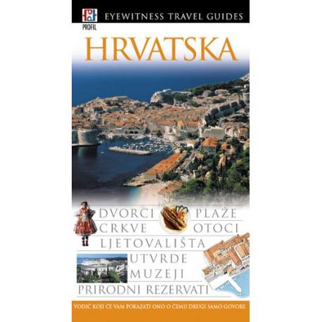 HRVATSKA - Eyewitness Travel Guides