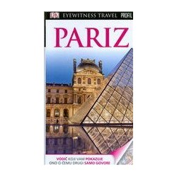PARIZ EYEWITNESS TRAVEL GUIDES