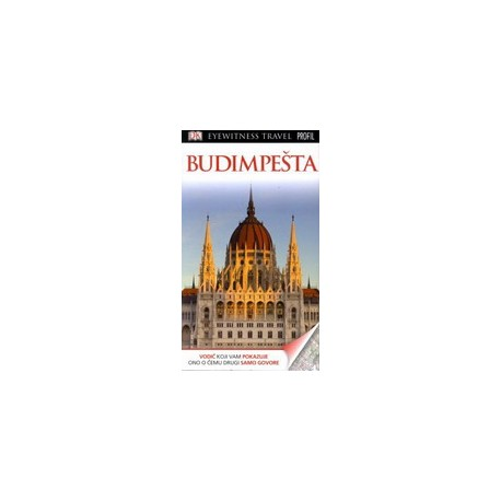 BUDIMPEŠTA  EYEWITNESS TRAVEL GUIDES