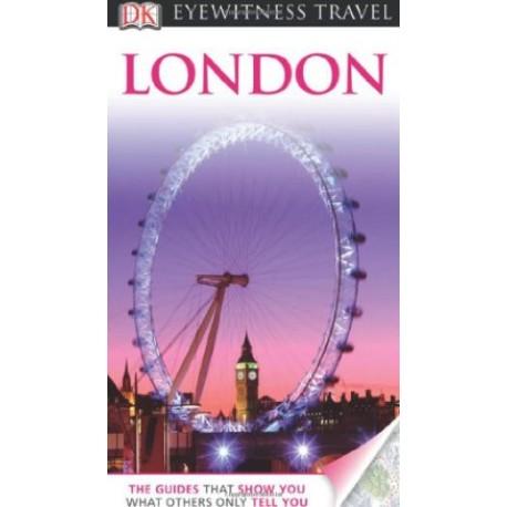 LONDON EYEWITNESS TRAVEL GUIDES