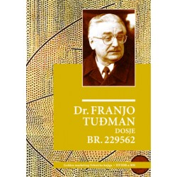 DR.FRANJO TUDMAN DOSJE BR.229562