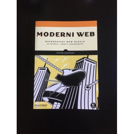 MODERNI WEB - responzivni web dizajn uz HTML5, CSS3 i JAVASCRIPT