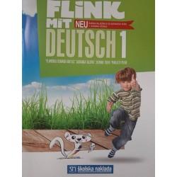 FLINK MIT DEUTSCH 1 - NEU - Radna bilježnica