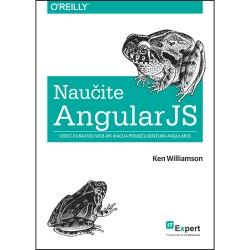 NAUČITE AngularJS - Vodič za razvoj WEB aplikacija pomoću kostura AngularJS