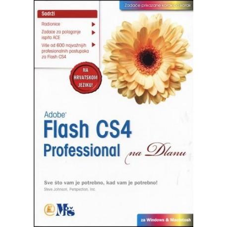 ADOBE FLASH CS4 PROFESSIONAL - na dlanu