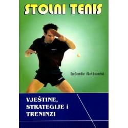 STOLNI TENIS - Vještine, strategije i treninzi