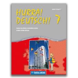 HURRA! DEUTSCH 7! radna bilježnica