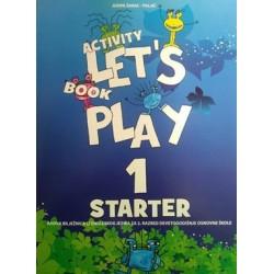 LET'S PLAY 1 STARTER - radna bilježnica