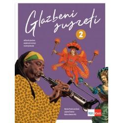 Glazbeni susreti 2. vrste udžbenik