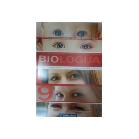 Biologija 9 udžbenik