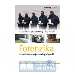FORENZIKA - ISTRAŽIVANJE MJESTA DOGAĐAJA II