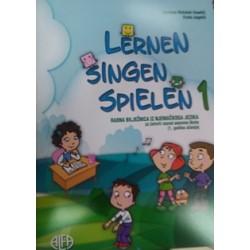 Lernen singen spielen 1 radna bilježnica