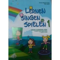 Lernen singen spielen 1 udžbenik