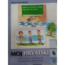 Moj hrvatski 6 radna bilježnica