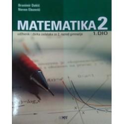 Matematika 2 gimnazija udžbenik i zbirka zadataka 1 dio