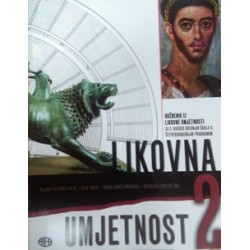 Likovna umjetnost 2 udžbenik