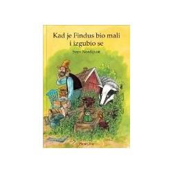 Kad je Findus bio mali i izgubio se