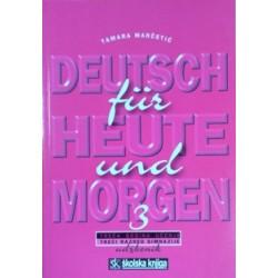Deutsch fur heute und morgen 3 udžbenik
