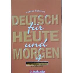 Deutsch fur heute und morgen 4 udžbenik